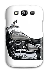Sanp On Case Cover Protector For Galaxy S3 (suzuki Motorcycle )
