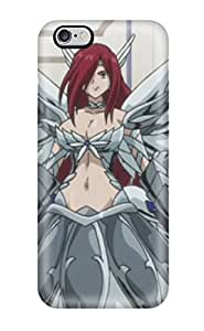 Fairy Tail For Android Case Compatible With Case Cover For Apple Iphone 6 Plus 5.5 Inch Hot Protection Case Sending Screen Protector in Free