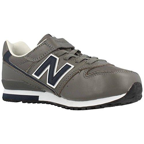 Zapatillas para ni�o, color gris , marca NEW BALANCE, modelo Zapatillas Para Ni�o NEW BALANCE KV996 GVY Gris gris