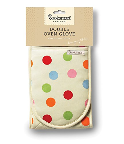 Cooksmart Cooksmart Spots Design Double Ove Glove Citylook Imports Ltd 8236