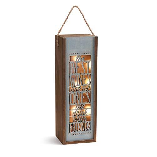 (DEMDACO The Best Wines Lantern)