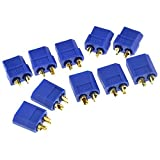 5 Set Blue XT60 Connector Plug Male Female for Battery Quadcopter Multicopter by SD Racing Parts