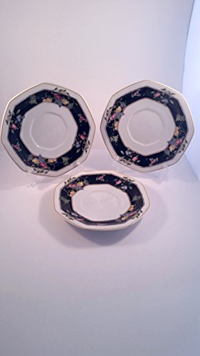 3 Christopher Stuart Orchard Park Saucers