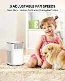 True HEPA Air Purifiers for Home Allergies and