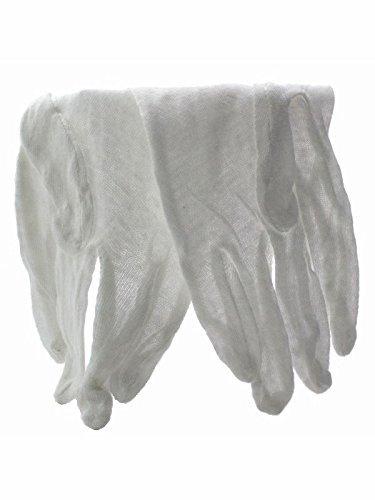 Price comparison product image Cotton Glove,  Large,  Lightweight,  6 pair