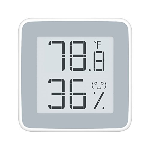 Price comparison product image MiaoMiaoCe Digital Hygrometer Thermometer Indoor,  Humidity Monitor with Temperature Gauge Humidity Meter,  E-Ink Screen Multifunctional Hygrometer for Baby,  Kids,  Home,  Car,  Office,  etc.