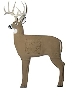 GlenDel Buck 3D Archery Target with Replaceable Core