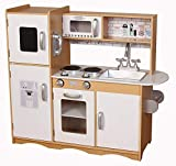Kiddi-Style Modern Chefs-247 XLarge Childrens Kids Pretend Play Toy Wooden Kitchen