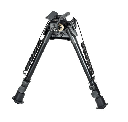 BLACKHAWK! Sportster Adjustable Bipod, Pivot and Traverse, 6