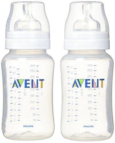 Avent BPA Free Baby Bottle 11oz 2-pack