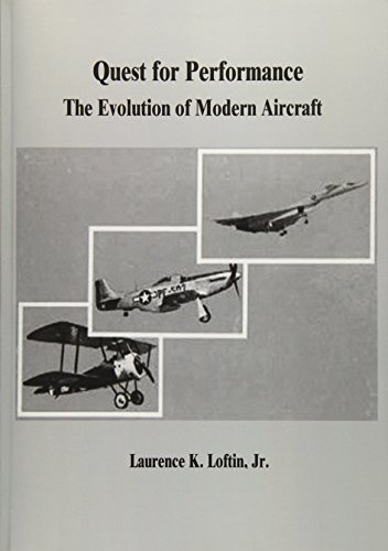 Quest for Performance: The Evolution of Modern Aircraft