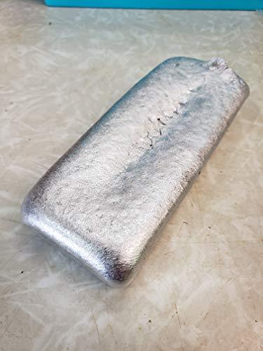 Aluminum Ingot. 1 Pound 3000 Series Aluminum