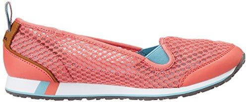 Clarks Womens Sport Clarks Incast Pump Synthetic Shoes In Rosa Rosa ZTXQzN
