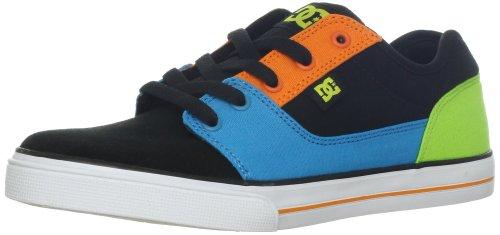 DC Shoes BRISTOL CNVAS D0303324A/B Jungen Sneaker Schwarz (Black Multi)