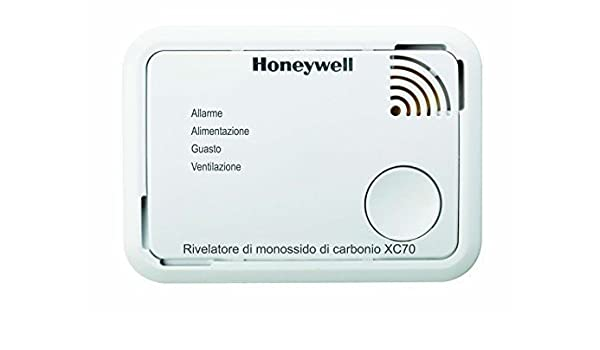 Honeywell - Batería de carbono alarma xc70: Amazon.es ...