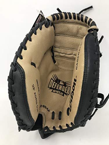 Wilson A450 Series Baseball Catcher's Mitt(32-Inch, Left-Handed Throw)