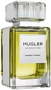 Thierry Lemahieu Supra Floral Refillable By Thierry Mugler For Unisex - Eau De Parfum, 80Ml