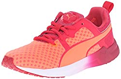 PUMA Women's Pulse XT Core Running Sneaker, Quarry/Gray Violet/White, 7 B US