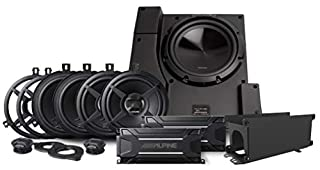 Alpine Electronics PSS-22WRA Alpine Electronics PSS-22WRA Weather Resistant Direct Fit Sound System for 2007-2018 Jeep Wrangler JK Unlimited Without The Factory Equipped Alpine Amplified System (B07KS246X3) | Amazon price tracker / tracking, Amazon price history charts, Amazon price watches, Amazon price drop alerts