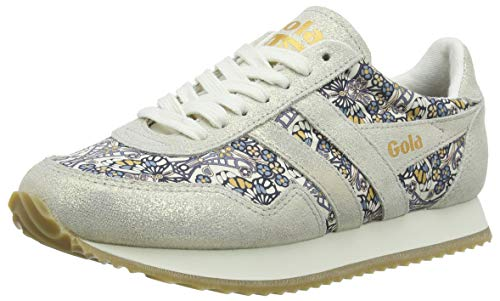White Mb Mujer Spirit multi Liberty Off Zapatillas Para white Ow off Gola znZ4T7q