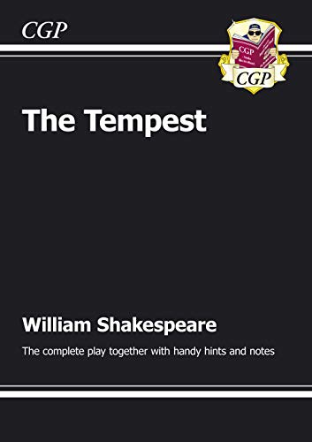KS3 English Shakespeare the Tempest Complete Play (with Notes): The Complete Play