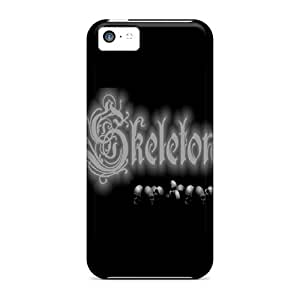 Awesome UWfpdyG1036nPVcQ DavidKearns Defender Tpu Hard Case Cover For Iphone 5c- Skeletons