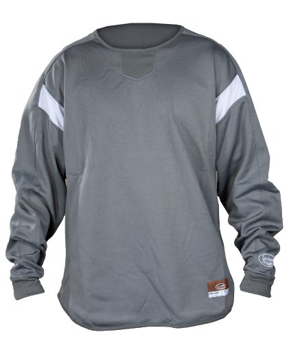 Louisville Slugger Adult Slugger Dug-Out Cold Weather Thermal-Tech Pull-Over