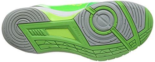 Asics Gel-Blast 6, Scarpe Sportive, Uomo Neon Green/White/Black 7001