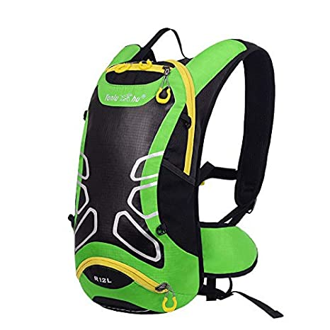 Amazon.com: Brand Riding Backpack MTB 12L Bicycle Bag ...