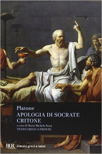 APOLOGIA DI SOCRATE EPUB