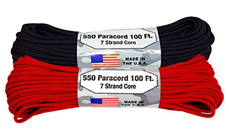 Atwood Rope 550 Red