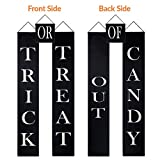Trick Or Treat Banner Reads