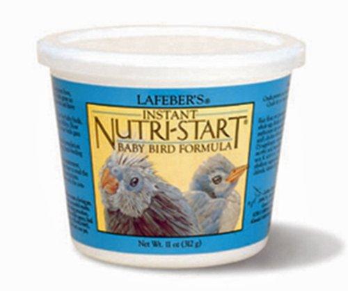 Lafeber's Nutri-Start Hand feeding formula for Baby Birds 11-Ounce Tub, My Pet Supplies