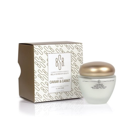 La Bella Moisturizing Moisturizer - Bella Schneider Beauty Culminé Caviar & Carat Complete Anti-Aging Collection All-Day Creme, Lightweight Intense Hydration, Restores Nutrients, Skin Hydrator that Nourishes and Repairs Dry Damaged Skin