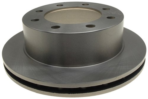 Raybestos 66823R Professional Grade Disc Brake Rotor - Drum in Hat (Model A Ford Brake Drums For Sale)
