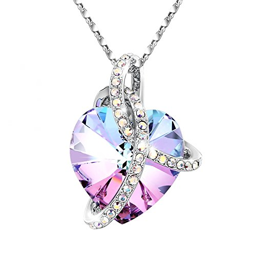 Milota Courageous Gradient Necklace Crystals product image