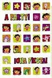 Dora Star Catcher Sticker by Fun To Collect