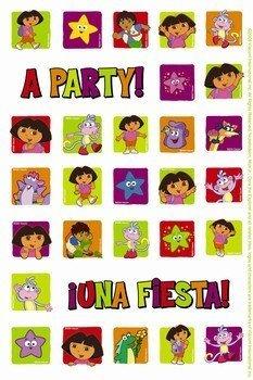 Dora Star Catcher Sticker by Fun To