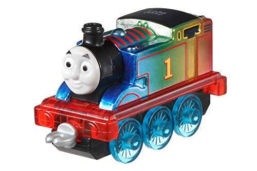 Thomas & Friends FJP74 Rainbow Thomas, Thomas The Tank Engine Adventures Limited Edition Toy Engine, Diecast Metal Toy, Toy Train, 3 Year Old ()