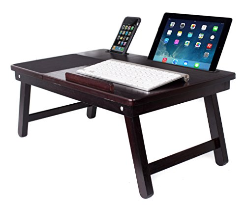 Sofia + Sam Multi Tasking Laptop Bed Tray | Supports Laptops