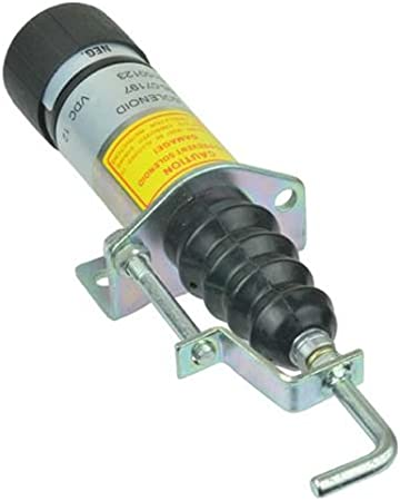 FUEL SHUT OFF SOLENOID replace SA-3405T FOR LISTER PETTER SOLENOID 366-07197