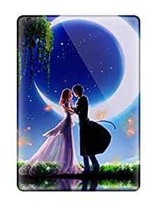 nazi diy For Ipad Air Fashion Design Animated Boy And Girl Romantic Couple Case-CwbaZKa8443oJQkl