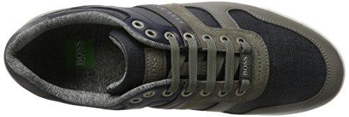 BOSS Herren Arkansas_Lowp_DNC 10199211 01 Sneaker, Grau (Open Grey)