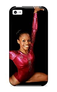 Tpu Fashionable Design Gabby Douglas Gymnastics Rugged Case Cover For Iphone 5c New