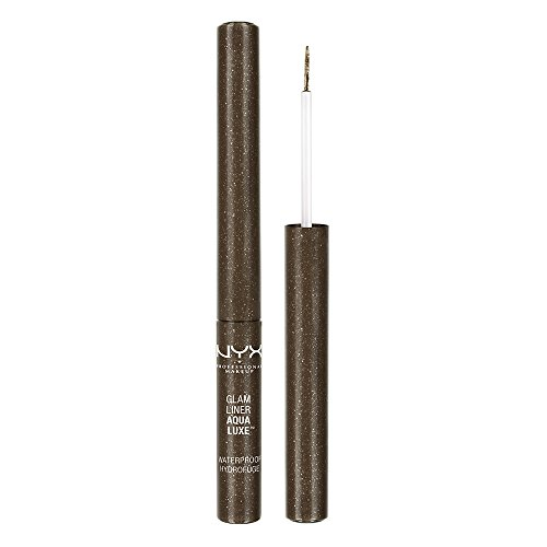 NYX Professional Makeup Glam Liner Aqua Luxe, Golden, 0.1 Ounce