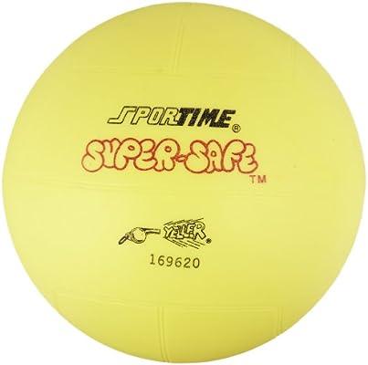 Sportime 009584 - Balón de voleibol de espuma súper seguro, color ...