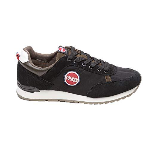 Travis Sneakers brown Uomo Black Traviscolors007 Colors Colmar Colore qBwzHFxZ