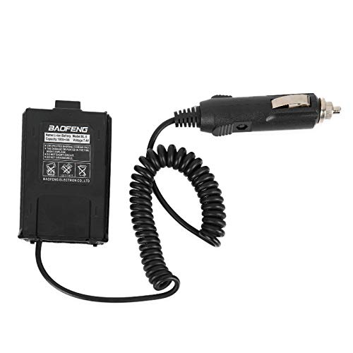 Battery Eliminator Car Charger for BAOFENG UV-5R UV-5R+ UV-5RA UV-5RA+ UV-5RB UV-5RC UV-5RD UV-5RE UV-5RE Plus