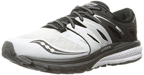 Saucony S10332-1, Zapatillas de Running para Mujer Varios colores (Negro/Blanco/Plata)