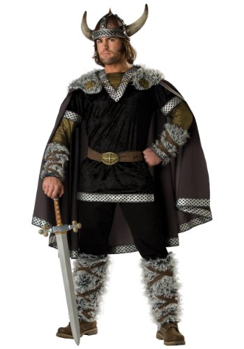 InCharacter Costumes Men's Viking Warrior Costume, X-Large